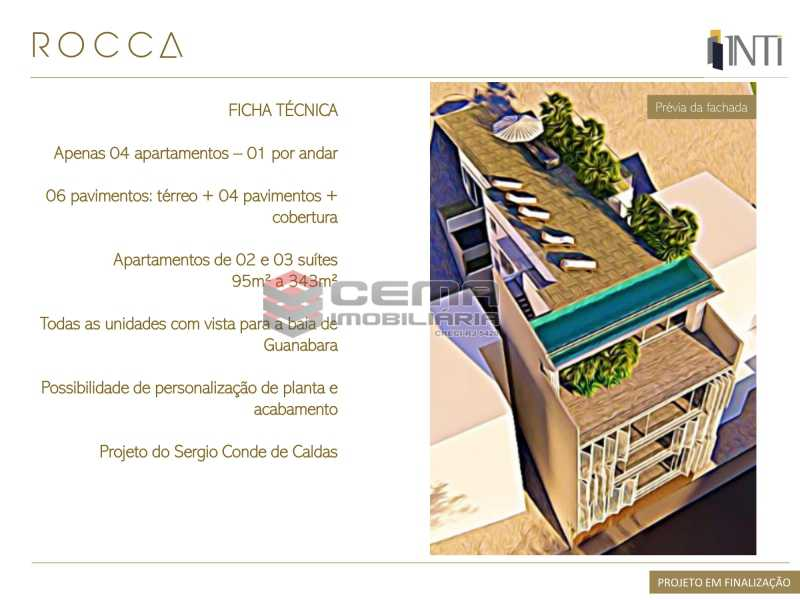 ROCCA INFOS - PROJETO EM FINAL - Apartamento À Venda - Rio de Janeiro - RJ - Urca - LAAP32548 - 3