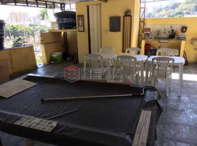 2 - Casa 2 quartos à venda Botafogo, Zona Sul RJ - R$ 530.000 - LACA20038 - 1