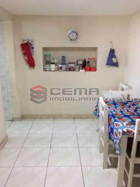 3 - Casa 2 quartos à venda Botafogo, Zona Sul RJ - R$ 530.000 - LACA20038 - 3