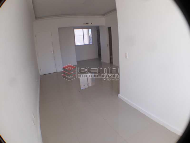 Sala - Apartamento 2 quartos para alugar Catete, Zona Sul RJ - R$ 2.588 - LAAP23078 - 3