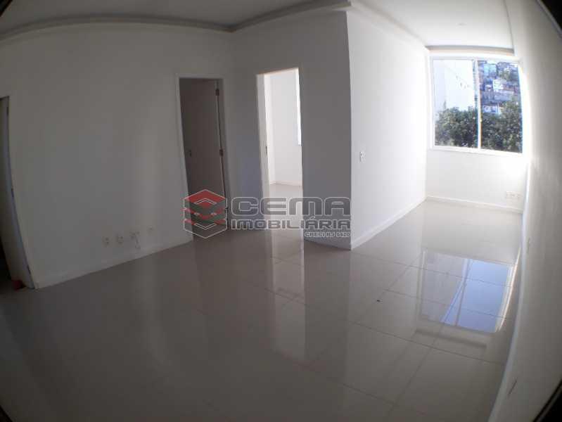 Sala - Apartamento 2 quartos para alugar Catete, Zona Sul RJ - R$ 2.588 - LAAP23078 - 1