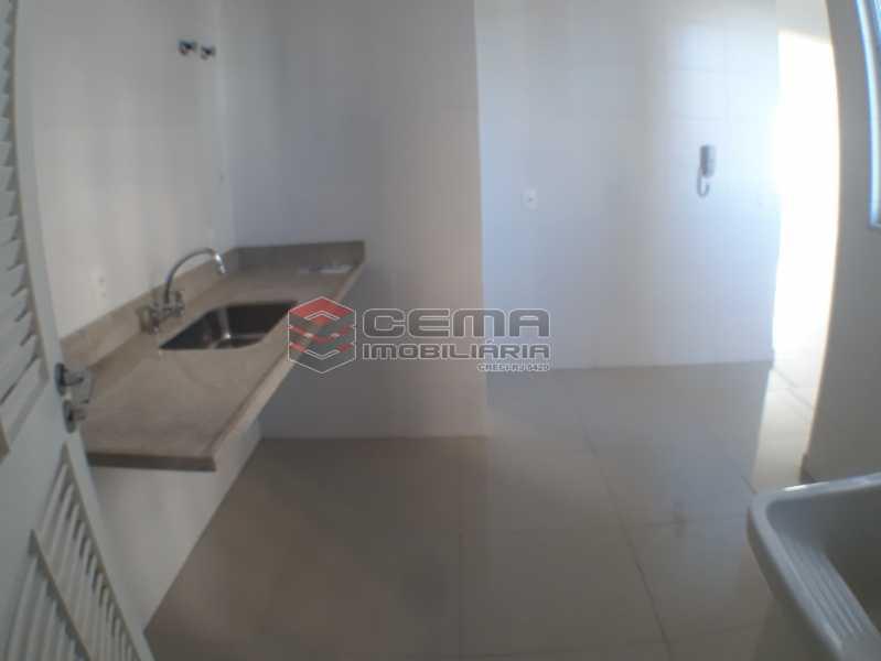 Cozinha - Apartamento 2 quartos para alugar Catete, Zona Sul RJ - R$ 2.588 - LAAP23078 - 13