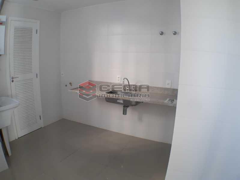 Cozinha - Apartamento 2 quartos para alugar Catete, Zona Sul RJ - R$ 2.588 - LAAP23078 - 14