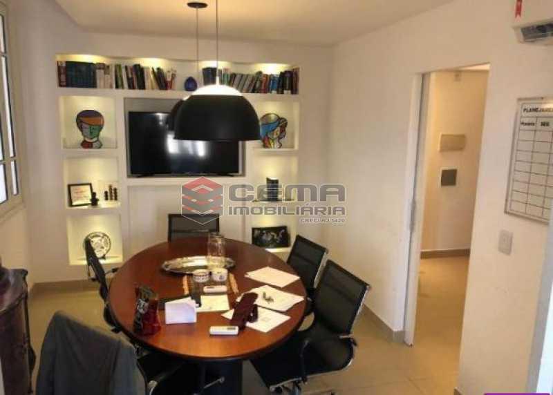 g1 - Sala Comercial 38m² À Venda Catete, Zona Sul RJ - R$ 550.000 - LASL00343 - 1