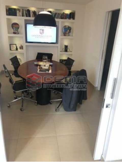 g7 - Sala Comercial 38m² À Venda Catete, Zona Sul RJ - R$ 550.000 - LASL00343 - 8
