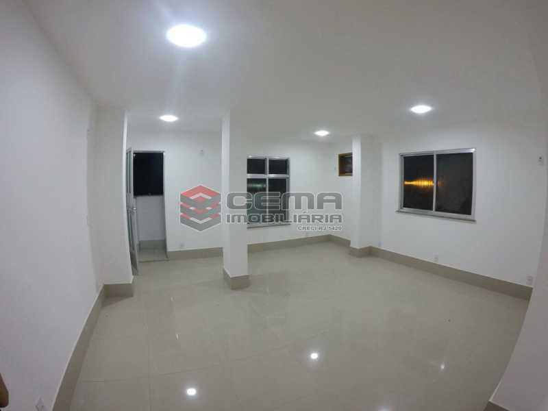Sala - Casa Comercial 392m² à venda Rua Oliveira Fausto,Botafogo, Zona Sul RJ - R$ 3.350.000 - LACC50002 - 3