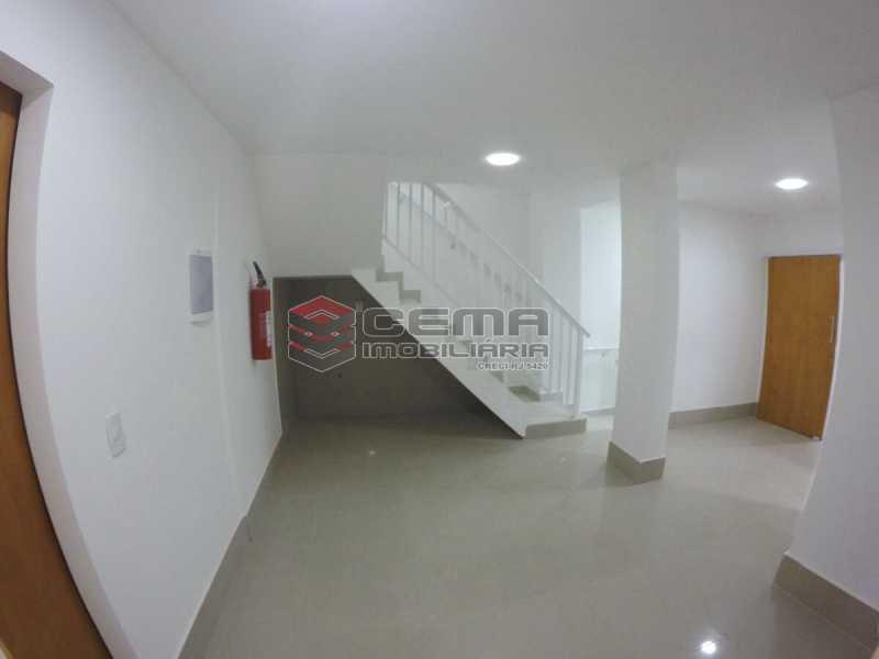 Circulação - Casa Comercial 392m² à venda Rua Oliveira Fausto,Botafogo, Zona Sul RJ - R$ 3.350.000 - LACC50002 - 13