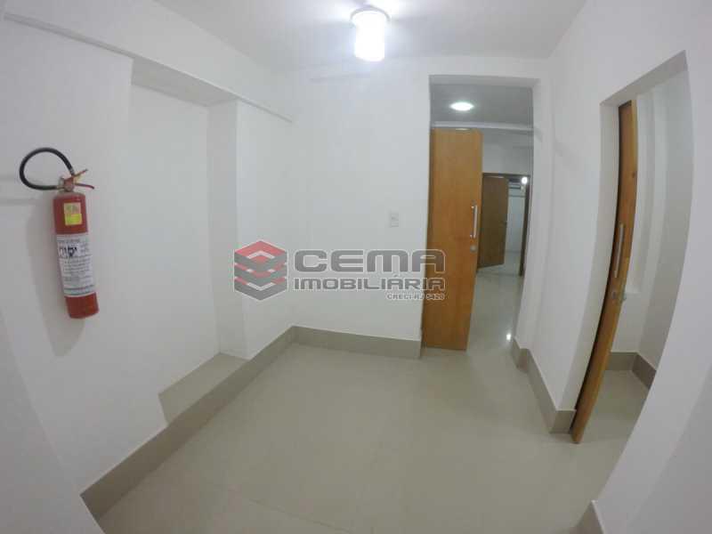 Circulação - Casa Comercial 392m² à venda Rua Oliveira Fausto,Botafogo, Zona Sul RJ - R$ 3.350.000 - LACC50002 - 12