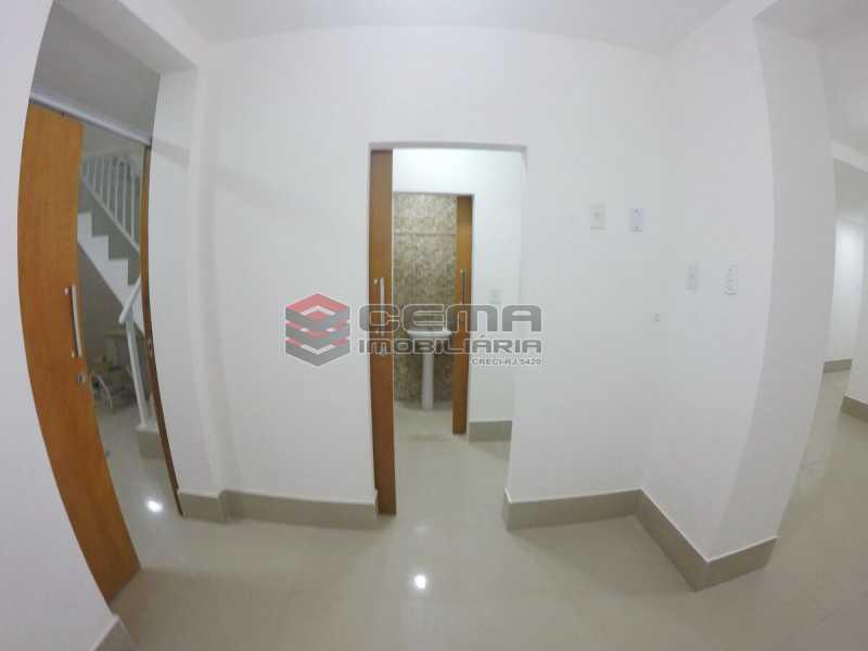 Circulação - Casa Comercial 392m² à venda Rua Oliveira Fausto,Botafogo, Zona Sul RJ - R$ 3.350.000 - LACC50002 - 19