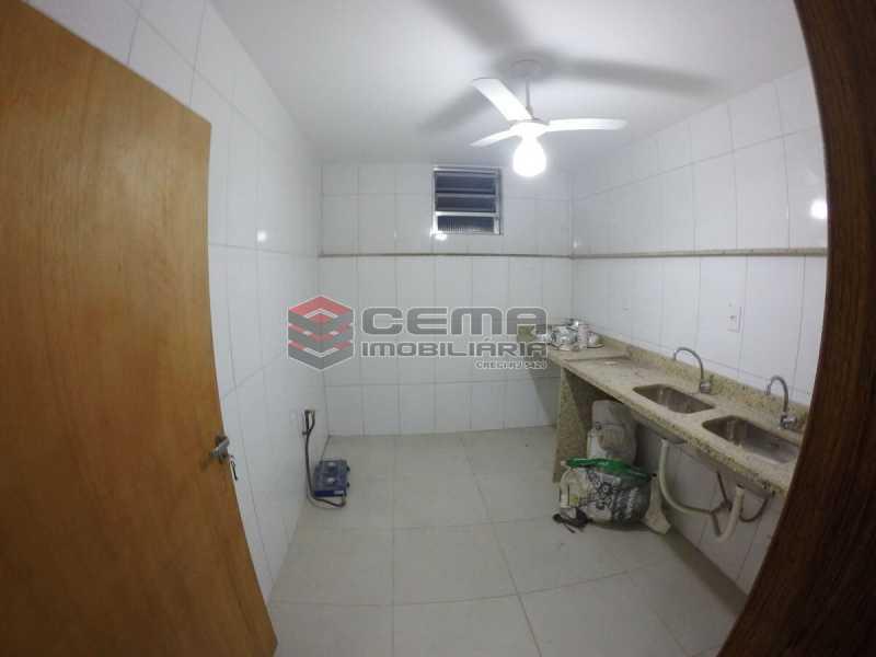 Cozinha - Casa Comercial 392m² à venda Rua Oliveira Fausto,Botafogo, Zona Sul RJ - R$ 3.350.000 - LACC50002 - 23