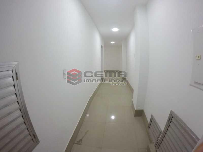 Circulação - Casa Comercial 392m² à venda Rua Oliveira Fausto,Botafogo, Zona Sul RJ - R$ 3.350.000 - LACC50002 - 24