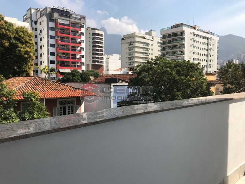 Vista - Casa Comercial 392m² à venda Rua Oliveira Fausto,Botafogo, Zona Sul RJ - R$ 3.350.000 - LACC50002 - 1