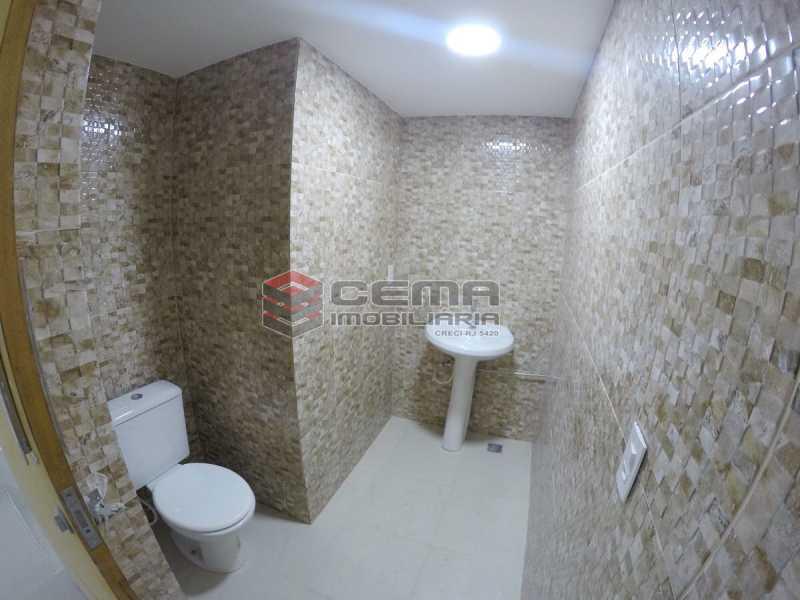 Banheiro - Casa Comercial 392m² à venda Rua Oliveira Fausto,Botafogo, Zona Sul RJ - R$ 3.350.000 - LACC50002 - 26