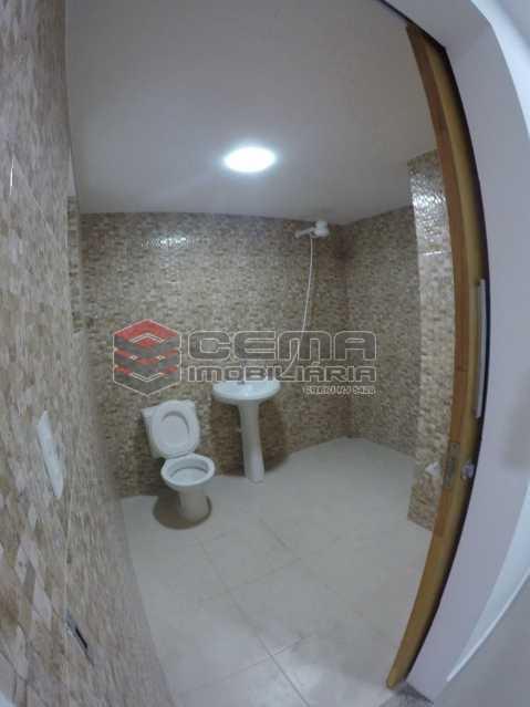 Banheiro - Casa Comercial 392m² à venda Rua Oliveira Fausto,Botafogo, Zona Sul RJ - R$ 3.350.000 - LACC50002 - 4