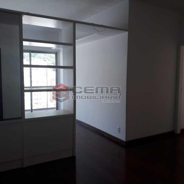 1 sala. - Apartamento Para Alugar - Humaitá - Rio de Janeiro - RJ - LAAP32583 - 3