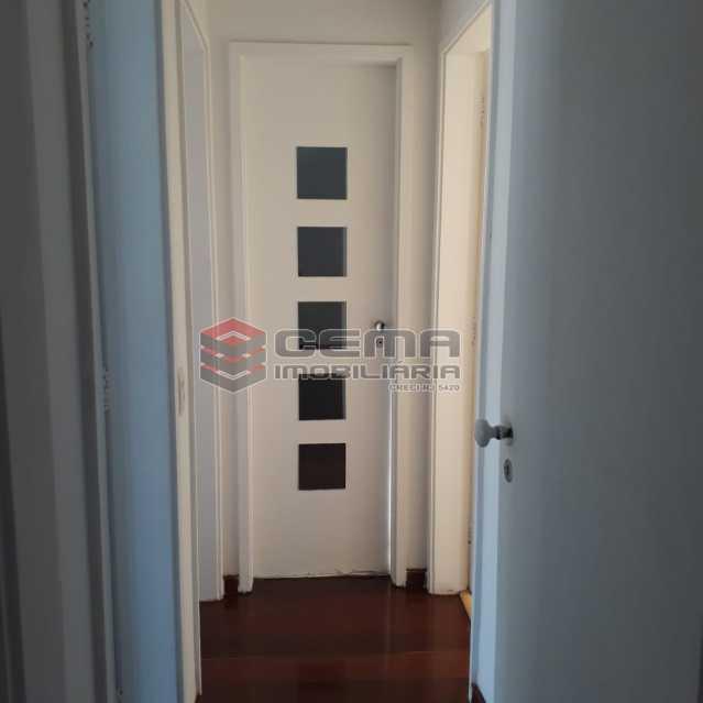 circulação. - Apartamento Para Alugar - Humaitá - Rio de Janeiro - RJ - LAAP32583 - 6