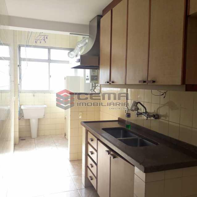 cozinha1. - Apartamento Para Alugar - Humaitá - Rio de Janeiro - RJ - LAAP32583 - 18