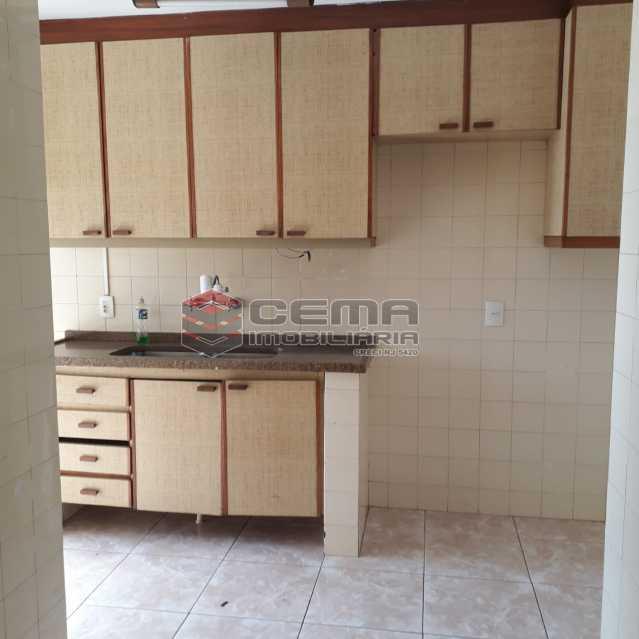 cozinha 1. - Apartamento Para Alugar - Humaitá - Rio de Janeiro - RJ - LAAP32583 - 17