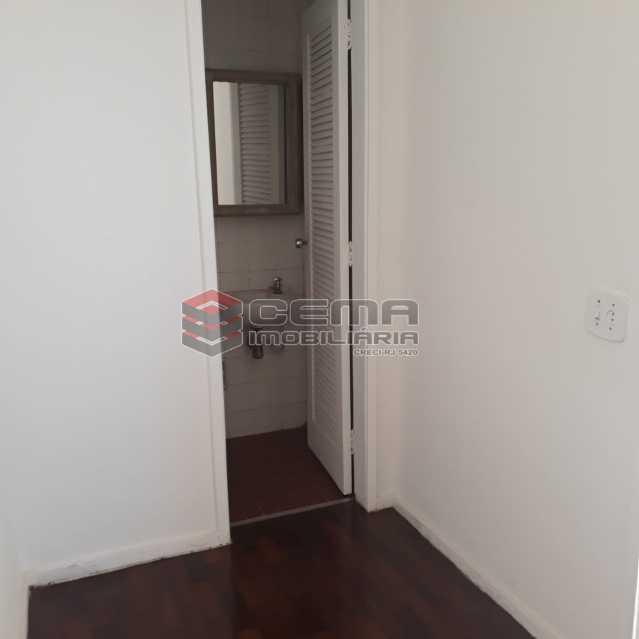 dependencia 1. - Apartamento Para Alugar - Humaitá - Rio de Janeiro - RJ - LAAP32583 - 20