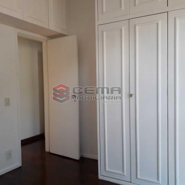 quarto 1. - Apartamento Para Alugar - Humaitá - Rio de Janeiro - RJ - LAAP32583 - 7