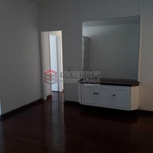 sala 1. - Apartamento Para Alugar - Humaitá - Rio de Janeiro - RJ - LAAP32583 - 4