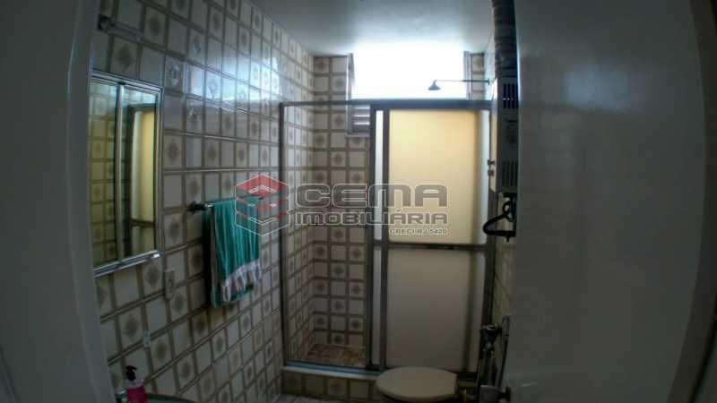 banheiro - Apartamento à venda Praça São Judas Tadeu,Cosme Velho, Zona Sul RJ - R$ 988.000 - LAAP32592 - 15