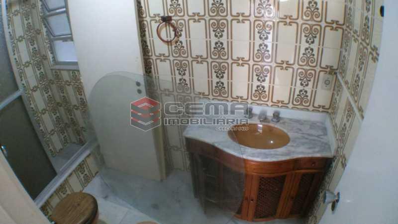 suíte - Apartamento à venda Praça São Judas Tadeu,Cosme Velho, Zona Sul RJ - R$ 988.000 - LAAP32592 - 13