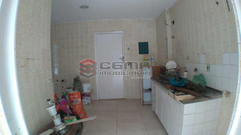 cozinha - Apartamento à venda Praça São Judas Tadeu,Cosme Velho, Zona Sul RJ - R$ 988.000 - LAAP32592 - 17