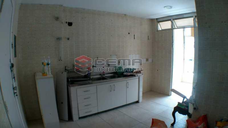 cozinha - Apartamento à venda Praça São Judas Tadeu,Cosme Velho, Zona Sul RJ - R$ 988.000 - LAAP32592 - 19