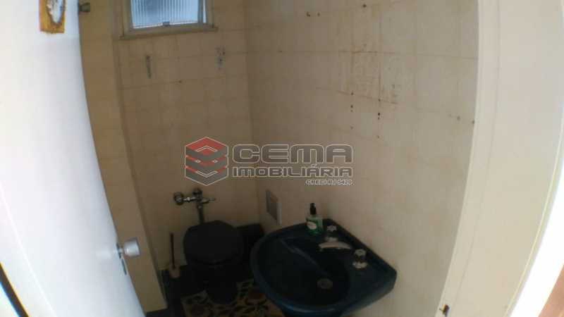lavabo - Apartamento à venda Praça São Judas Tadeu,Cosme Velho, Zona Sul RJ - R$ 988.000 - LAAP32592 - 12