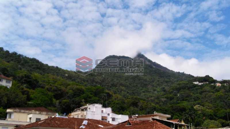 vista - Apartamento à venda Praça São Judas Tadeu,Cosme Velho, Zona Sul RJ - R$ 988.000 - LAAP32592 - 1