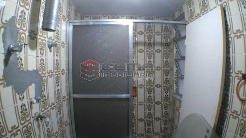 suíte - Apartamento à venda Praça São Judas Tadeu,Cosme Velho, Zona Sul RJ - R$ 988.000 - LAAP32592 - 14
