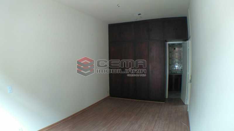 quarto 3 - Apartamento à venda Praça São Judas Tadeu,Cosme Velho, Zona Sul RJ - R$ 988.000 - LAAP32592 - 9