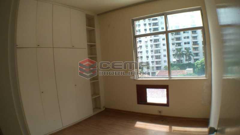 quarto 2 - Apartamento à venda Praça São Judas Tadeu,Cosme Velho, Zona Sul RJ - R$ 988.000 - LAAP32592 - 8