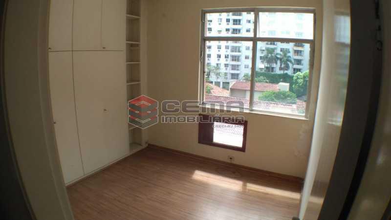 quarto 2 - Apartamento à venda Praça São Judas Tadeu,Cosme Velho, Zona Sul RJ - R$ 988.000 - LAAP32592 - 7