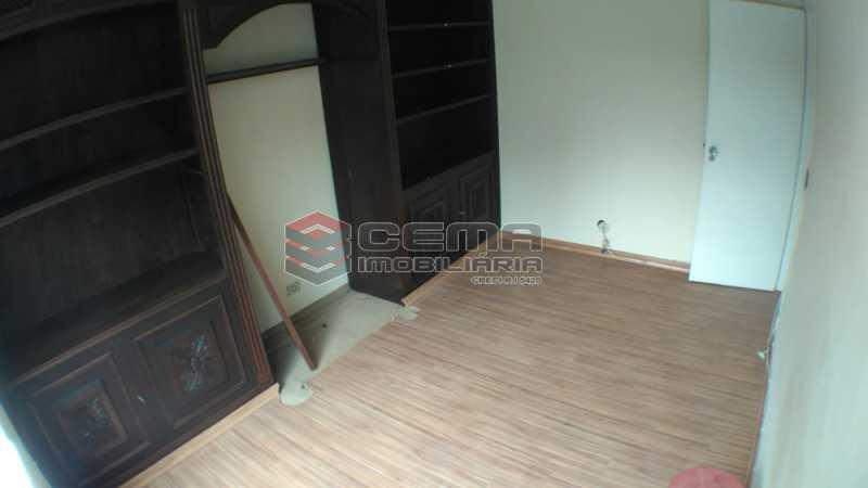 quarto 1 - Apartamento à venda Praça São Judas Tadeu,Cosme Velho, Zona Sul RJ - R$ 988.000 - LAAP32592 - 6