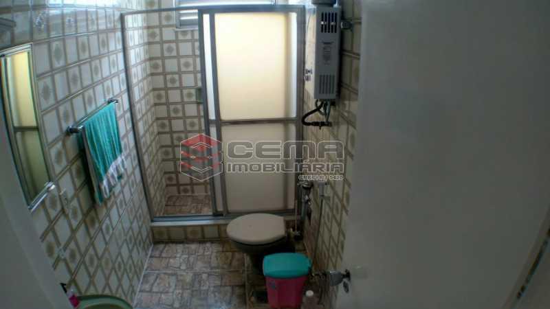 banheiro - Apartamento à venda Praça São Judas Tadeu,Cosme Velho, Zona Sul RJ - R$ 988.000 - LAAP32592 - 16