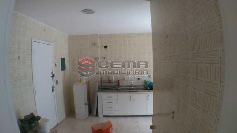 cozinha - Apartamento à venda Praça São Judas Tadeu,Cosme Velho, Zona Sul RJ - R$ 988.000 - LAAP32592 - 18