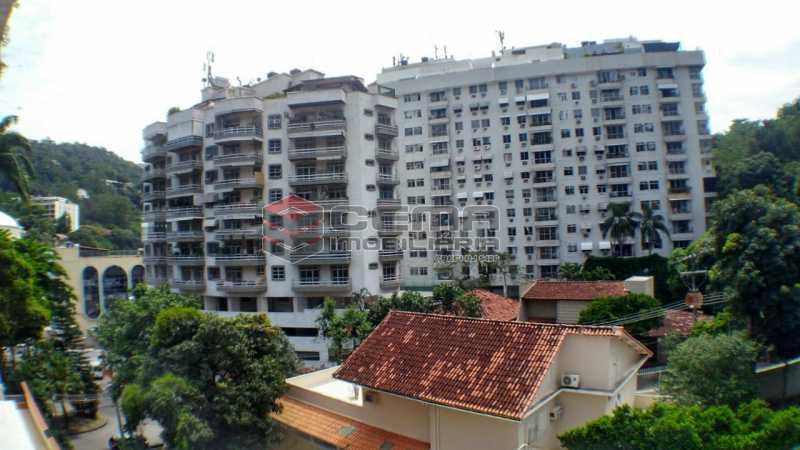 vista - Apartamento à venda Praça São Judas Tadeu,Cosme Velho, Zona Sul RJ - R$ 988.000 - LAAP32592 - 26