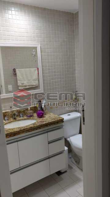banheiro - Cobertura À Venda - Rio de Janeiro - RJ - Botafogo - LACO10027 - 17