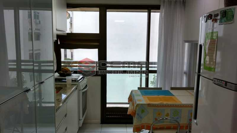 cozinha - Cobertura À Venda - Rio de Janeiro - RJ - Botafogo - LACO10027 - 21