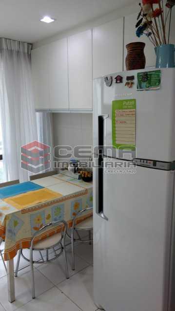 cozinha - Cobertura À Venda - Rio de Janeiro - RJ - Botafogo - LACO10027 - 22