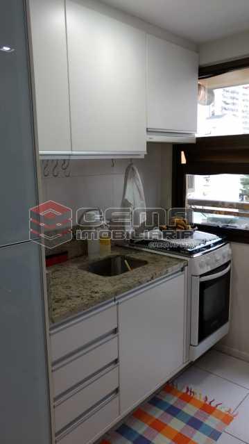 cozinha - Cobertura À Venda - Rio de Janeiro - RJ - Botafogo - LACO10027 - 23
