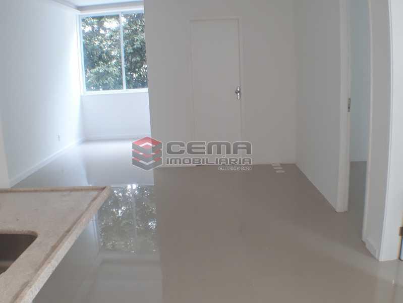 Sala - Apartamento 2 quartos para alugar Catete, Zona Sul RJ - R$ 2.500 - LAAP23119 - 4