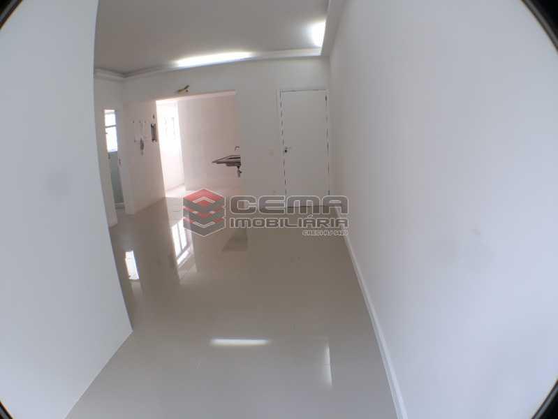 Sala - Apartamento 2 quartos para alugar Catete, Zona Sul RJ - R$ 2.500 - LAAP23119 - 5