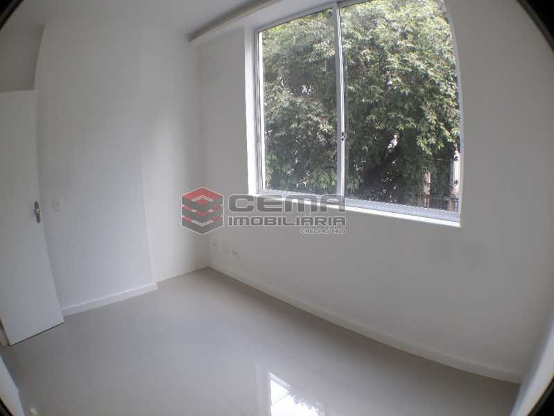 Quarto 1 - Apartamento 2 quartos para alugar Catete, Zona Sul RJ - R$ 2.500 - LAAP23119 - 8