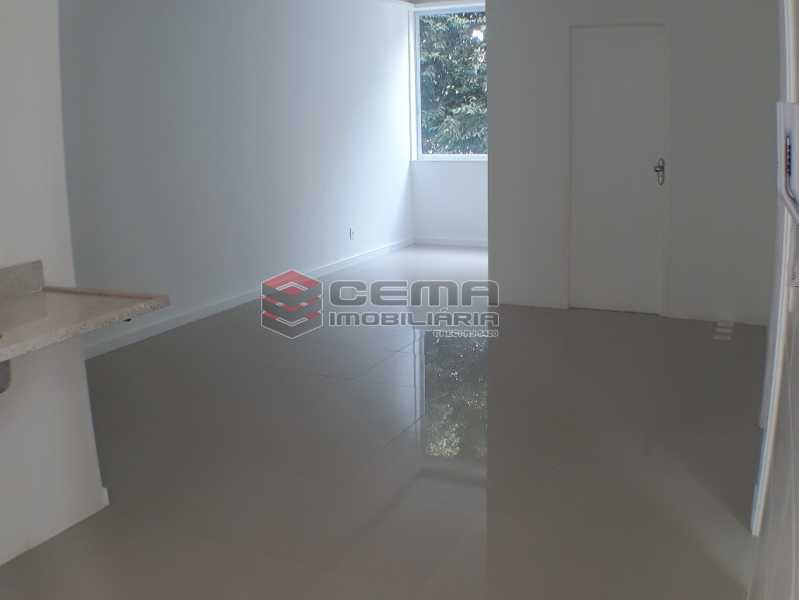 Sala - Apartamento 2 quartos para alugar Catete, Zona Sul RJ - R$ 2.500 - LAAP23119 - 1