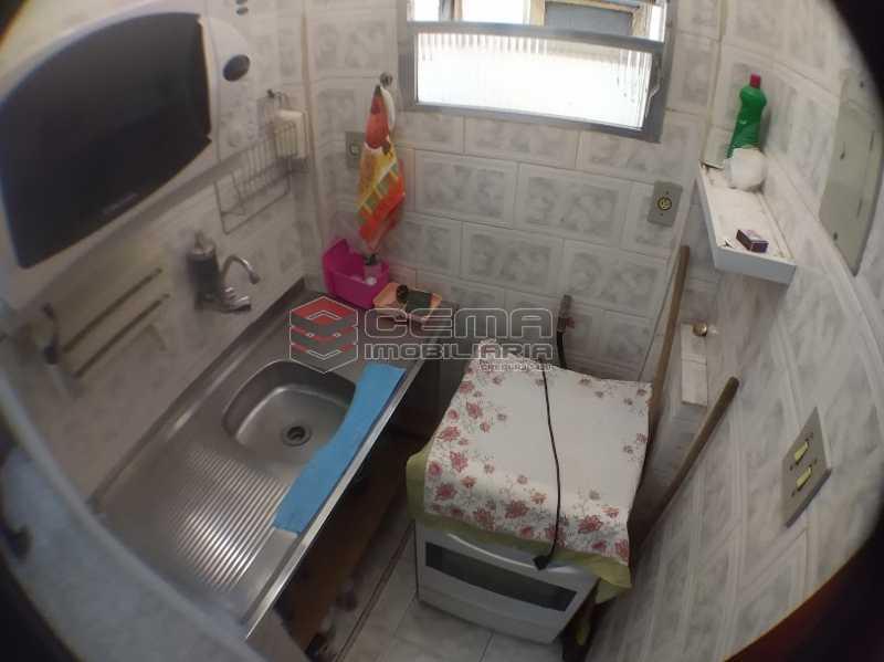 4 - Cozinha 1 - Kitnet/Conjugado 29m² à venda Rua Dois de Dezembro,Flamengo, Zona Sul RJ - R$ 420.000 - LAKI00937 - 11