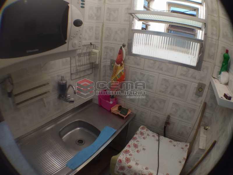 4 - Cozinha 3 - Kitnet/Conjugado 29m² à venda Rua Dois de Dezembro,Flamengo, Zona Sul RJ - R$ 420.000 - LAKI00937 - 12