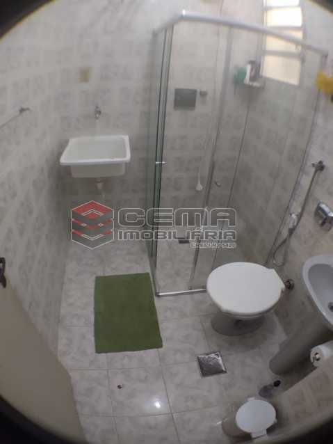 5 - Banheiro 3 - Kitnet/Conjugado 29m² à venda Rua Dois de Dezembro,Flamengo, Zona Sul RJ - R$ 420.000 - LAKI00937 - 14